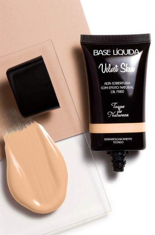 Base Liquida Velvet Skin